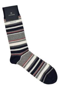 Gant női Zokni - Csíkos #sötétkék 31439538 Női zokni és harisnya