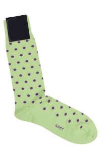 Gant női zokni - Pöttyös #zöld 31439539 Női zokni és harisnya