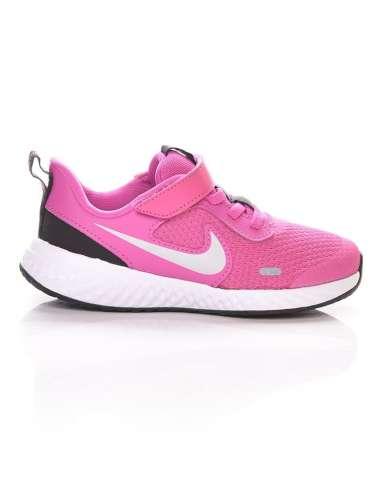 Nike Revolution 5 (PSV) lány Futócipő #rózsaszín