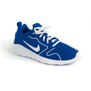 Nike Kaishi 2.0 GS Junior fiú Futócipő #kék-fehér 31440752 Gyerekcipő sportoláshoz
