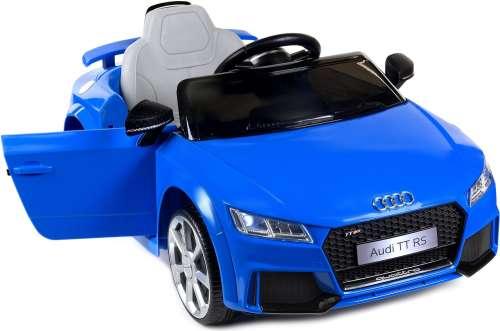 Funfit Kids Audi TT Rs Elektromos autó távirányítóval 12V #kék 31440848