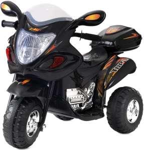 Funfit Kids 3 kerekű Elektromos motor hang-és fényeffekttel 6V #fekete 31440897 Elektromos jármű