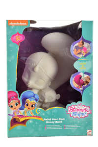 Shimmer and Shine Shimmer kifesthető persely 25cm 31441261 Persely