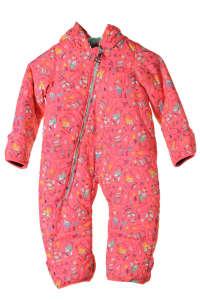Roxy rózsaszín, róka mintás lány kezeslábas 31441450 Overál