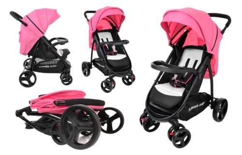 Summer Baby Nevada sport Babakocsi #rózsaszín 31441508