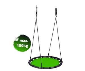 Zolta Swing Stock fémvázas Fészekhinta 120cm #zöld