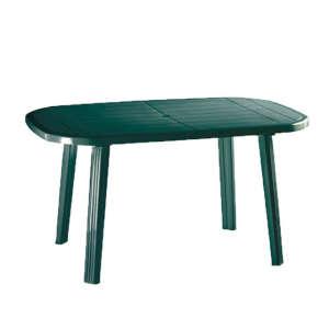 Santorini kerti Asztal #zöld 31442911 Kerti bútor