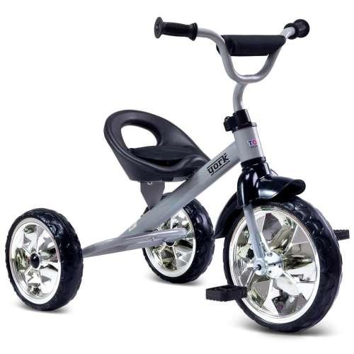 Toys York Tricikli- Szürke