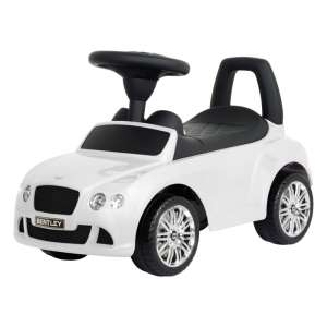 Bentley GT lábbal hajtós Bébitaxi #fehér 31444596 Bébitaxi, kismotor