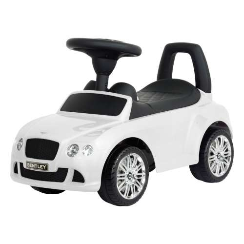 Bentley GT lábbal hajtós Bébitaxi #fehér
