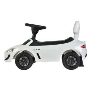 Maserati lábbal hajtós Bébitaxi #fehér 31444606 Bébitaxi, kismotor