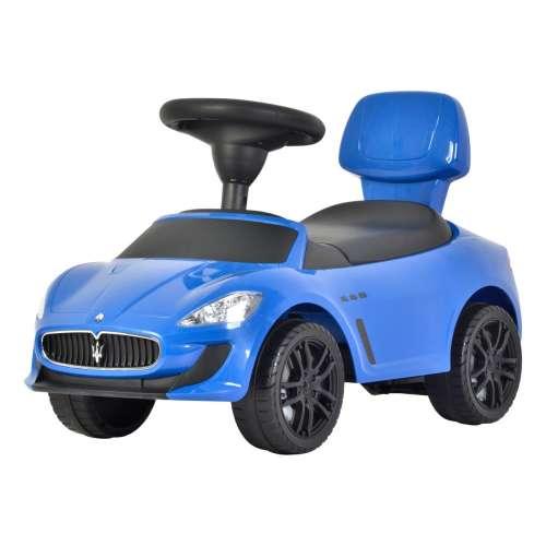 Maserati lábbal hajtós Bébitaxi #kék
