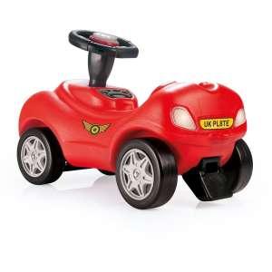 Lábbal hajtós Bébitaxi #piros 31444612 Bébitaxi, kismotor