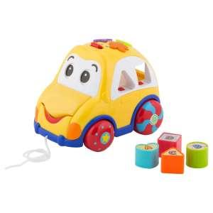 Húzható autó formájú Játék 31444634 Tolható, húzható játék