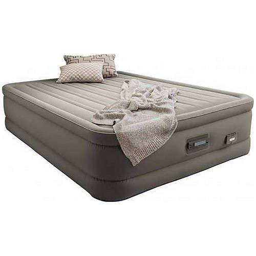 Intex PremAire Dream Support felfújható luxus Kemping matrac 153x203cm (64770)