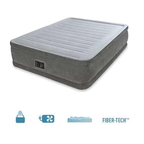 Intex Comfort Plush felfújható Kemping matrac 152x203cm (64418)