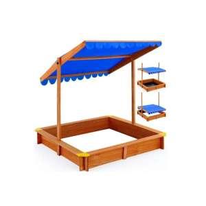 Homokozó árnyékoló tetővel 31444727 Kerti homokozó