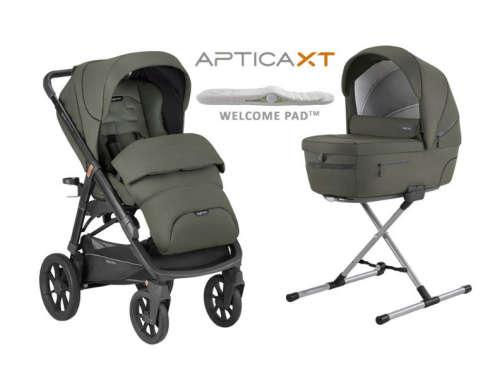Inglesina Aptica XT System Duo 2in1 Babakocsi 2020 - Sequoia #zöld 31445637