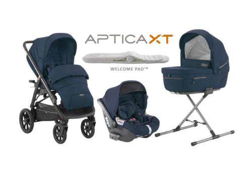 Inglesina Aptica XT System Quattro Darwin I-Size 3in1 multifunkciós Babakocsi 2020 - Polar #kék 31445660