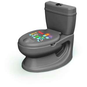 Fisher Price szürke oktató WC - hangokkal 31447156 Bili