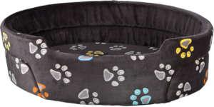 Trixie Jimmy színes tappancsmintás kutyaágy (75 x 65 cm)