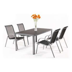 Creador Vergio négyszemélyes Kerti bútor garnitúra