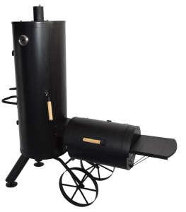 Activa Springfield Grillsütő füstölővel