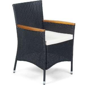 Fieldmann FDZN 6010-PR kerti Fotel #fekete