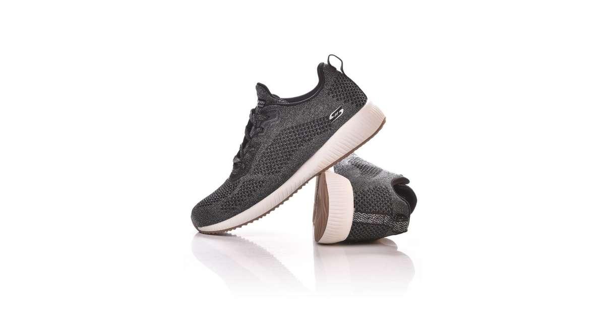 Skechers Bobs Squadglitz Maker női Utcai cipő #fekete   Pepita.hu