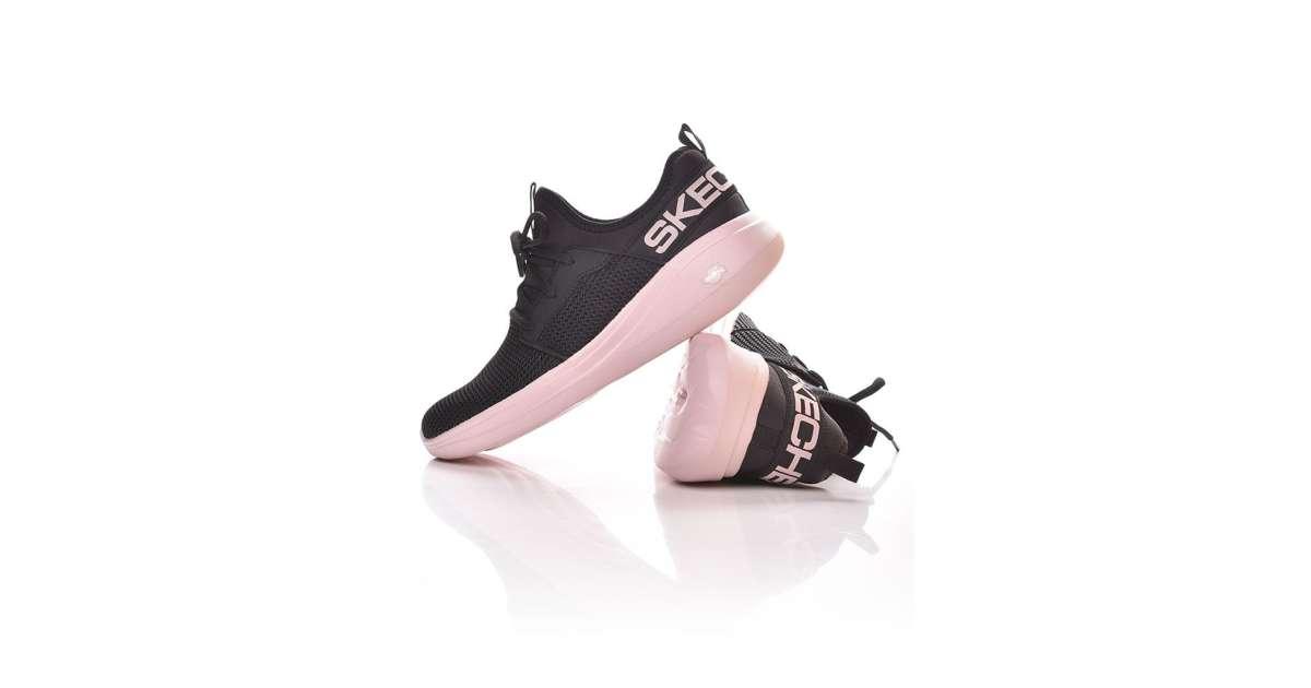 Skechers Go Run Fast Quick Ste női Utcai cipő #fekete   Pepita.hu