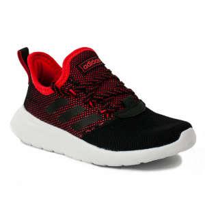Adidas Lite Racer RBN K gyerek Sportcipő #fekete-piros 31480226 Adidas Utcai - sport gyerekcipő