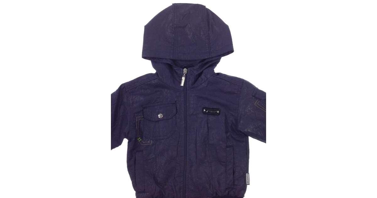 Verscon sötétkék átmeneti kisfiú kabát | Pepita.hu