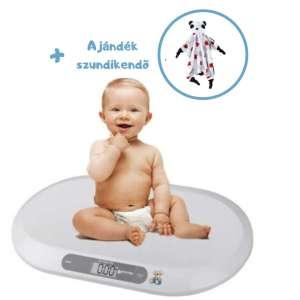 Oromed Oro-Baby digitális Babamérleg + Ajándék szundikendő 31483869 Babamérleg