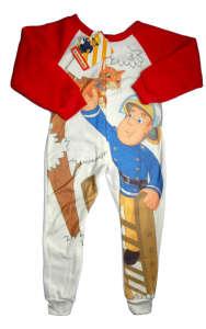 """Polár fiú Pizsama - Sam a tűzoltó 31484577 A Pepitán ezt is megtalálod: """"sam a tűzoltó"""" 15 kategóriában"""