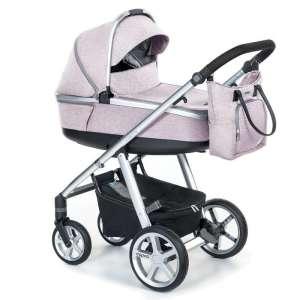 Espiro Next Melange 2in1 multifunkciós Babakocsi - Pink Walk #rózsaszín 2020 31485490 Babakocsi