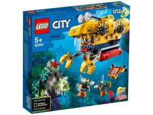 LEGO® City Oceans Óceáni kutató tengeralattjáró 60264 31488615 LEGO
