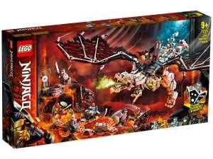 LEGO® Ninjago A koponyavarázsló sárkánya 71721 31488580 LEGO