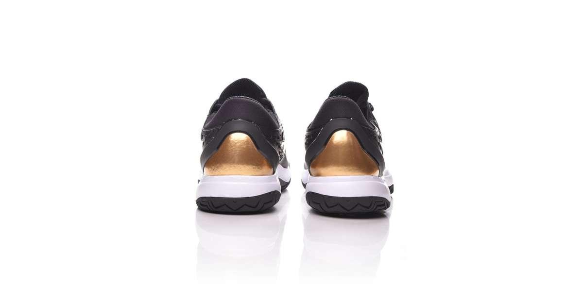 Nike Air Zoom Cage 3 Hc férfi Teniszcipő #fekete