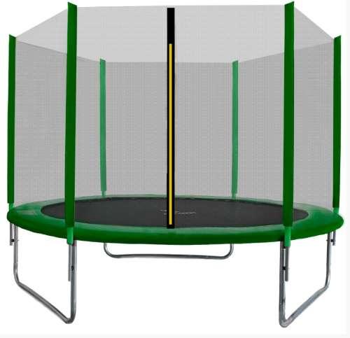 Aga Sport Top külső hálós Trambulin 180cm #zöld