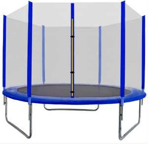 Aga Sport Top külső hálós Trambulin 180cm #kék 31489185 Trambulin