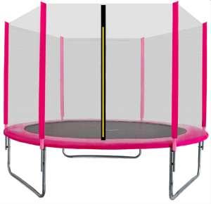 Aga Sport Top külső hálós Trambulin 180cm #rózsaszín