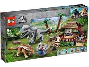 LEGO Jurassic World 75941 Indominus Rex™ az Ankylosaurus? ellen 31490992 LEGO Jurassic World