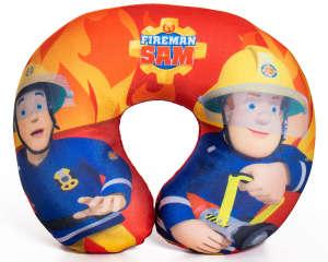 Nyakpárna - Sam a tűzoltó #piros 31516899 Nyakpárna