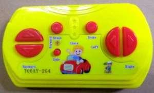 Elektromos beülős sport autó gyerekeknek, RG-AA4, piros 31510560 Elektromos jármű