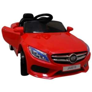Elektromos beülős cabrio sport autó gyerekeknek, piros 31497639 Elektromos jármű