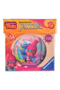 3D puzzle 54db - Trollok 31498201 3D puzzle