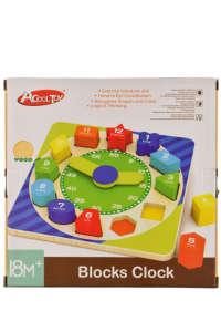 Fa készségfejlesztő óra játék 31498204 Fejlesztő játék bölcsiseknek