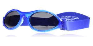 BabyBanz Napszemüveg Ocean Blue 2-5 év 31498314 Napszemüveg