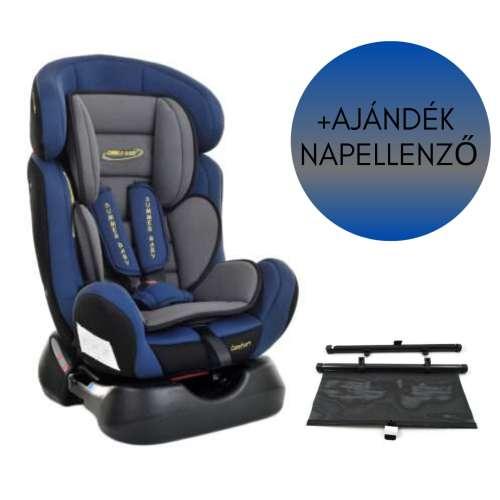 Summer Baby Comfort biztonsági Gyerekülés 0-25kg #kék + Ajándék árnyékoló roló 31527328