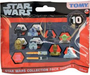 Meglepetéscsomag - Star Wars 31500113 Mesehős figura